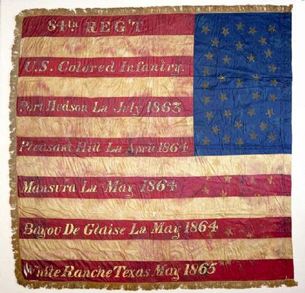 [Image: usct-regimental-flag-84th.png]