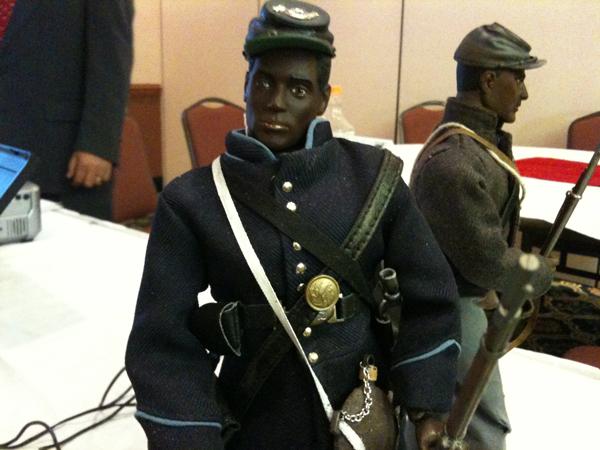 Buffalo Soldiers Confederate Black Confederate Soldier