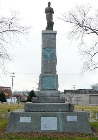 Monuments to the United States Colored Troops (USCT) [African ...