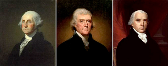 Founders-Presidents-Slaveowners