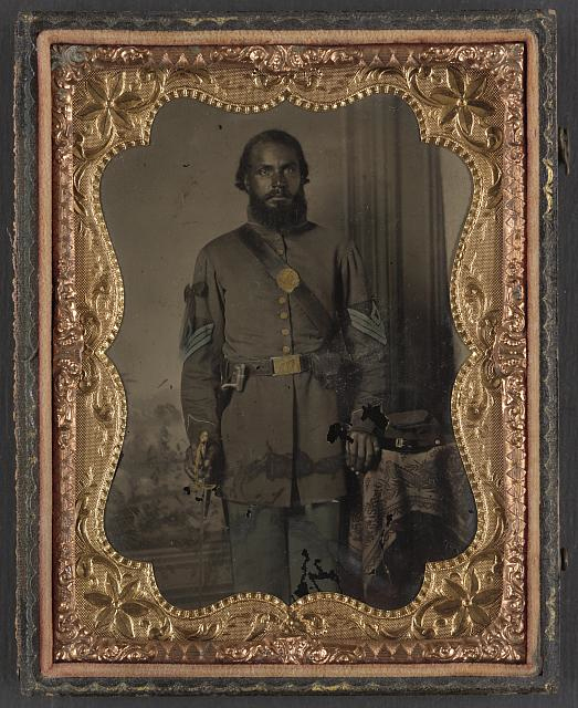 African-American-Sergeant