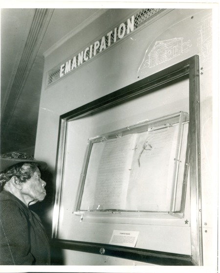 Viewing the Emancipation Proclamation