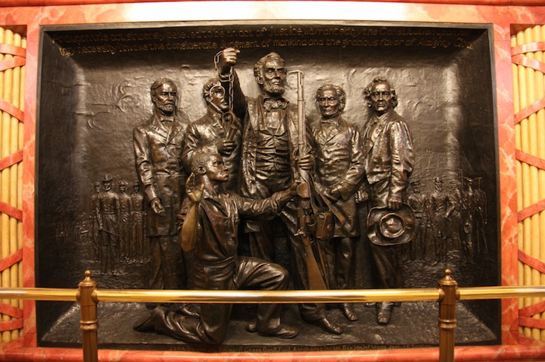 Cuyahoga County Soldiers' and Sailors' Monument, Cleveland, OH