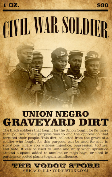 Dirt - Soldier - Union Negro copy