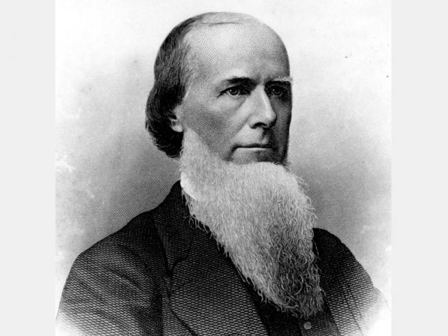 Georgia Governor Joseph E. Brown