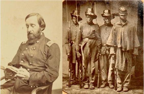 Higginosn and Black Veterans