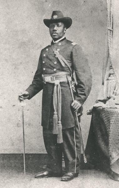 Major Martin Delaney
